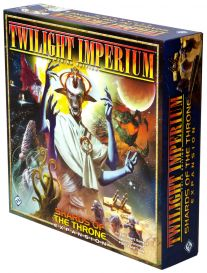 Twilight Imperium 3rd edition: Shards of the Throne exp.