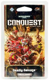 WH Conquest: Deadly Salvage
