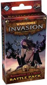 Warhammer. Invasion LCG: Redemption of a Mage Battle Pack