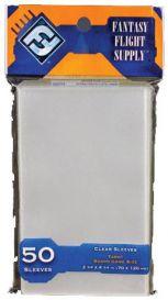 Протекторы FFG (50 шт., 70x120 мм): прозрачные