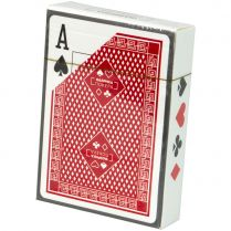 Карты для покера (пластиковые, с увеличенным индексом)