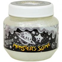 Monster's Slime, Классический большой, 250 мл, серебряный космос