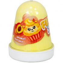 Fluffy Slime: Персик (жёлтый)