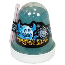 Slime Monster. Цветной лёд: синий