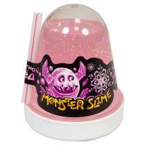 Slime Monster. Цветной лёд: розовый