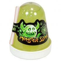 Slime Monster. Цветной лёд: зелёный