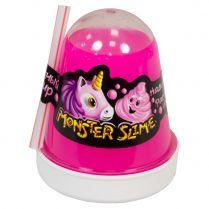 Slime Monster. Нежный зефир: розовый