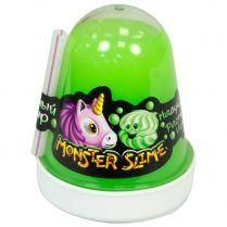 Slime Monster. Нежный зефир: зелёный