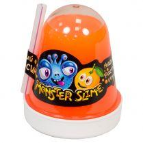 Slime Monster. Яркий апельсин
