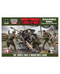 Flames of war: 10.5cm Artillery Battery (GBX13)