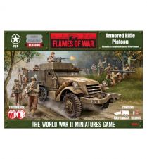 Flames of war: Armored Rifle Platoon (UBX01)