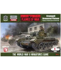 Flames of war: Cromwell Armoured Platoon (BBX12)