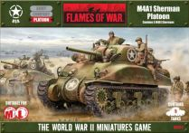 Flames of war: M4A1 Sherman Platoon (UBX02)