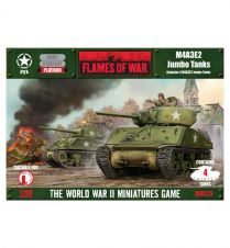 Flames of war: M4A3E2 Jumbo (UBX25)