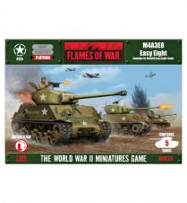 Flames of war: M4A3E8 Easy Eight (UBX26)