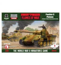 Flames of war: Panther G (late) Platoon (GBX66)