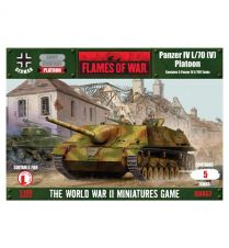 Flames of war: Panzer IV/70 (V) Platoon (GBX36)
