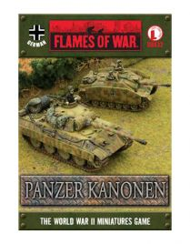 Flames of war: Panzer Kanonen (GBX32)