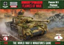 Flames of war: Panzer IV J Platoon (GBX68)