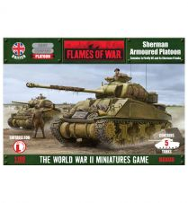 Flames of war: Sherman Armoured Platoon (BBX08)