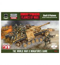 Flames of war: StuG G Platoon (GBX25)