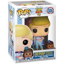 Фигурка Funko POP! Toy Story 4: Bo Peep with Officer Giggle McDimples