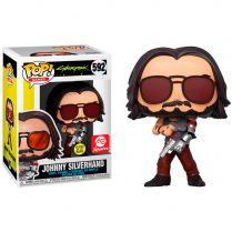 Фигурка Funko POP! Games. Cyberpunk 2077: Johnny Silverhand
