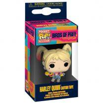 Брелок Funko POP! Pocket Keychain. Birds of Prey: Harley Quinn Caution Tape