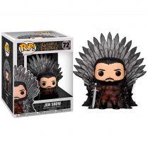 Фигурка Funko POP! Game of Thrones: Jon Snow on the Iron Throne