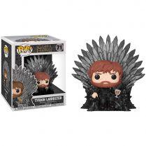 Фигурка Funko POP! Game of Thrones: Tyrion Lannister on the Iron Throne