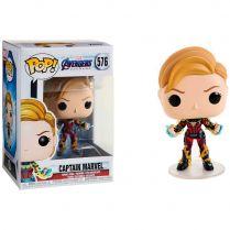 Фигурка Funco POP! Avengers. Endgame: Captain Marvel