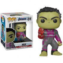 Фигурка Funco POP! Avengers. Endgame: Hulk with Infinity Gauntlet
