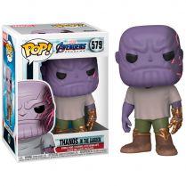 Фигурка Funco POP! Avengers. Endgame: Thanos in The Garden