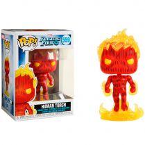 Фигурка Funco POP! Fantastic Four: Human Torch