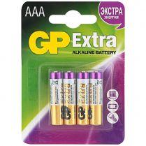 GP: Батарейки GP АAA Extra - 4 шт