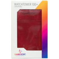 Коробочка Watchtower Deck Box 100+ Red