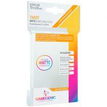 Протекторы Gamegenic Matte прозрачные (50 шт., 73x122 мм)