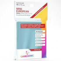 Протекторы Gamegenic Prime прозрачные (50 шт., 46x71 мм)