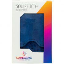 Коробочка Gamegenic Squire Convertible (синяя, на 100+ карт)