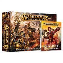 Warhammer Age of Sigmar Starter Set - Khorne Bloodbound Edition