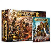Warhammer Age of Sigmar Starter Set - Stormcast Eternals Edition