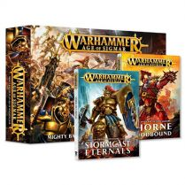 Warhammer Age of Sigmar Starter Set - Battle for the Gates Edition