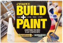 Citadel Build + Paint Set