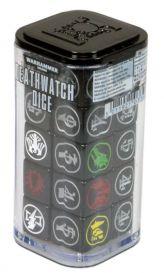 Warhammer 40000: Deathwatch Dice