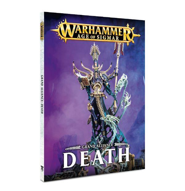 Купить Grand Alliance: Death, Настольная игра Games Workshop