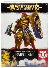 Easy to Build: Stormcast Eternals Paint Set