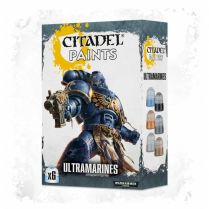 Ultramarines Paint Set