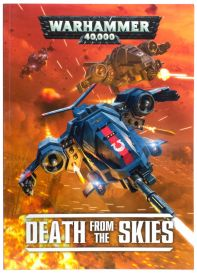 Death From The Skies (softback)