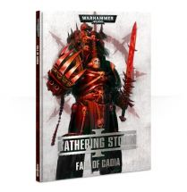 Gathering Storm 1: Fall of Cadia (Hardback)