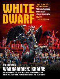 White Dwarf Weekly 43